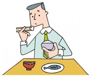 糖尿病の時の食事