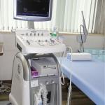 東京都渋谷区笹塚の板垣医院 超音波検査装置