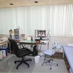 東京都渋谷区笹塚の板垣医院 診察室